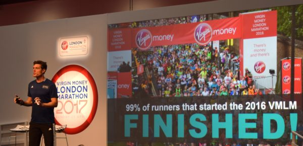 London Marathon Expo