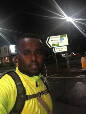 7 marathons in 7 days
