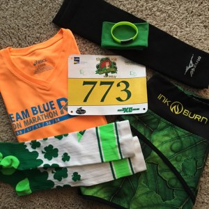 Running on Happy | Kiss Me I'm Irish 10K