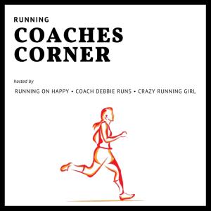 Running Coaches Corner Logo | Running on Happy