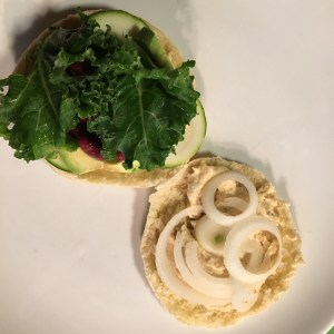 Best EVER Veggie Sandwich | Meatless Monday | Vegan | Running on Happy
