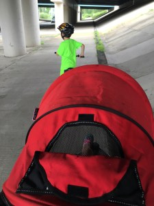 Training is Like Pregnancy   Rainy Run   Running on Happy