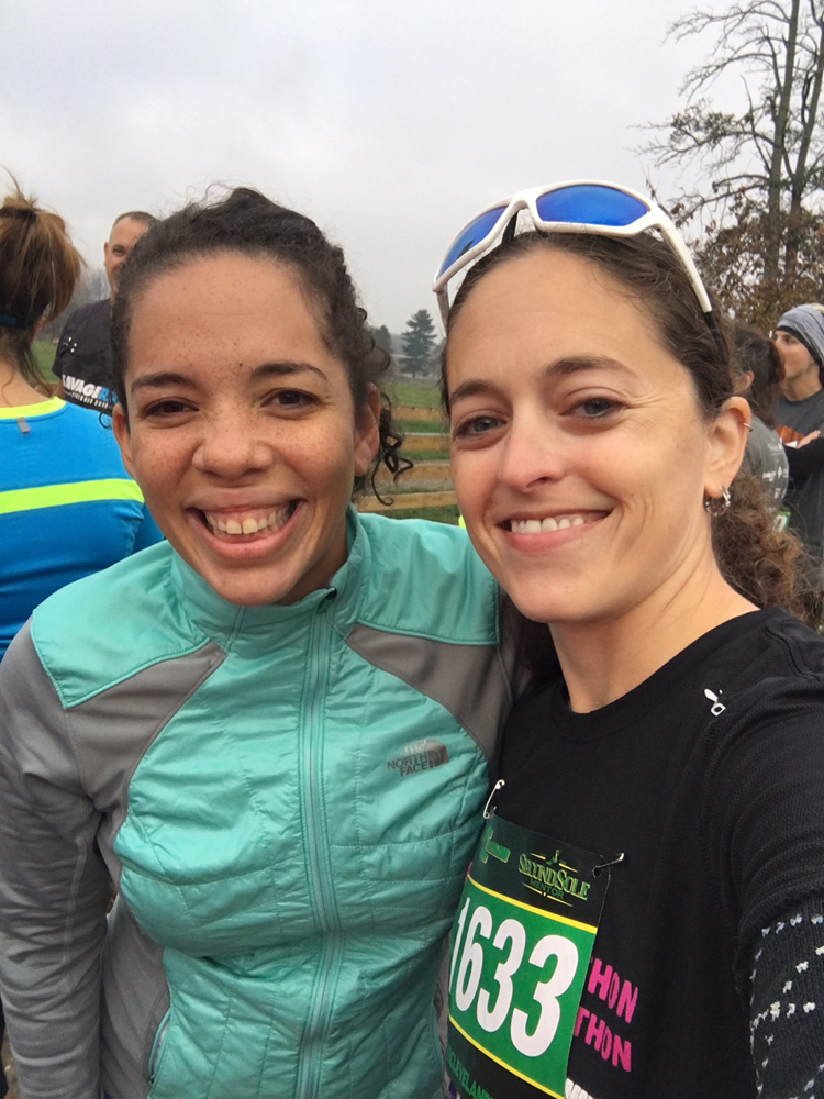 Autumn Leaves 5-Miler | Cleveland, OH | Race Review + Recap | Running on Happy