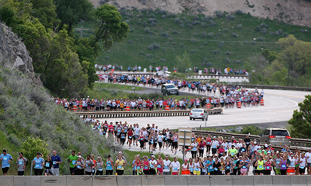 Run Utah Valley Marathon! Use code roh15 for 15% off your registration. Plus keep your eye out for a chance to win a FREE entry!
