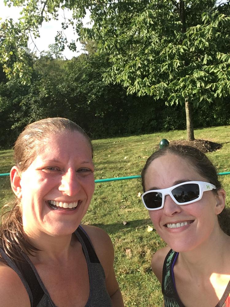 Opting Outside + Surviving Sufferfest 2017 {Marine Corps Marathon Training: Week 7} | Running on Happy