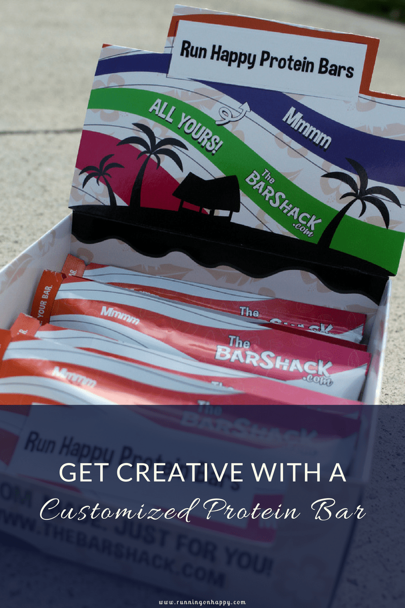 The Bar Shack offers a unique experience allowing everyone to create a customized protein bar! It's fun to do and the end results are delicious. #ad