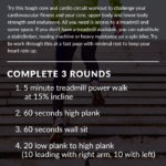 Core and Cardio Workout for Total Body Strength and Endurance