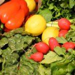 Fresh Vegetables for Kale Salad