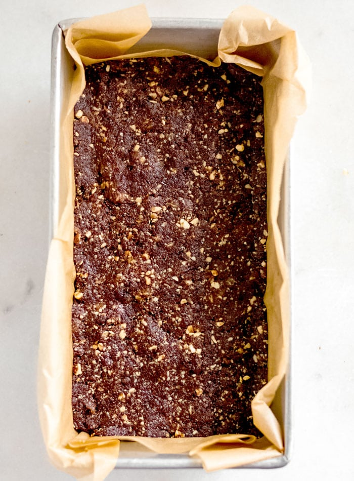 Steps for Making No-Bake Chocolate Espresso Brownies