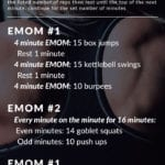 3 CrossFit-Style EMOM Workouts for Conditioning