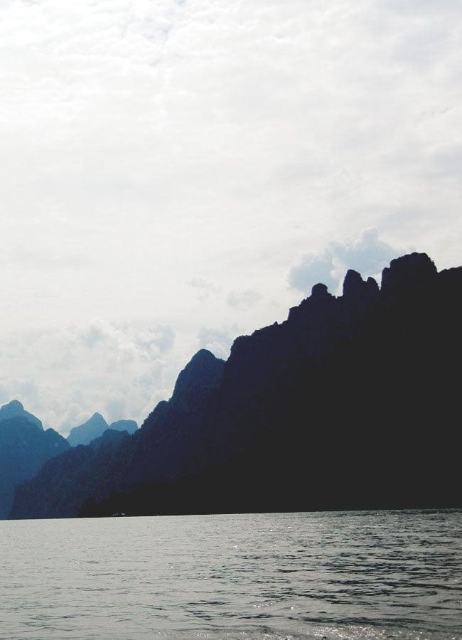 Chiew Lan Lake
