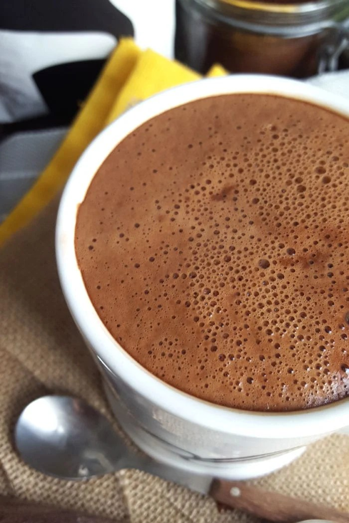 How to Make Creamy Vegan Mocha