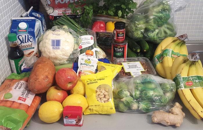 Vegan Flexible Dieting Meal Plans