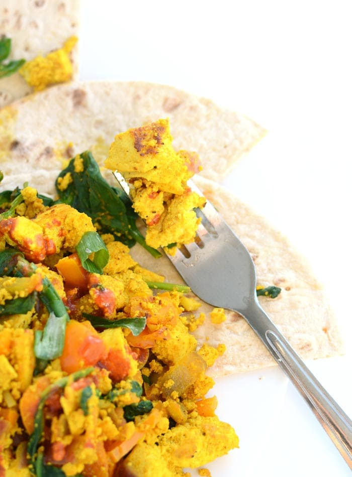 How to Make Tofu Scramble for a Healthy Vegan Breakfast
