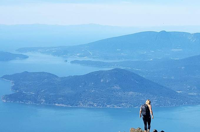 Best Vancouver Hikes: Brunswick Mountain in Lions Bay, BC