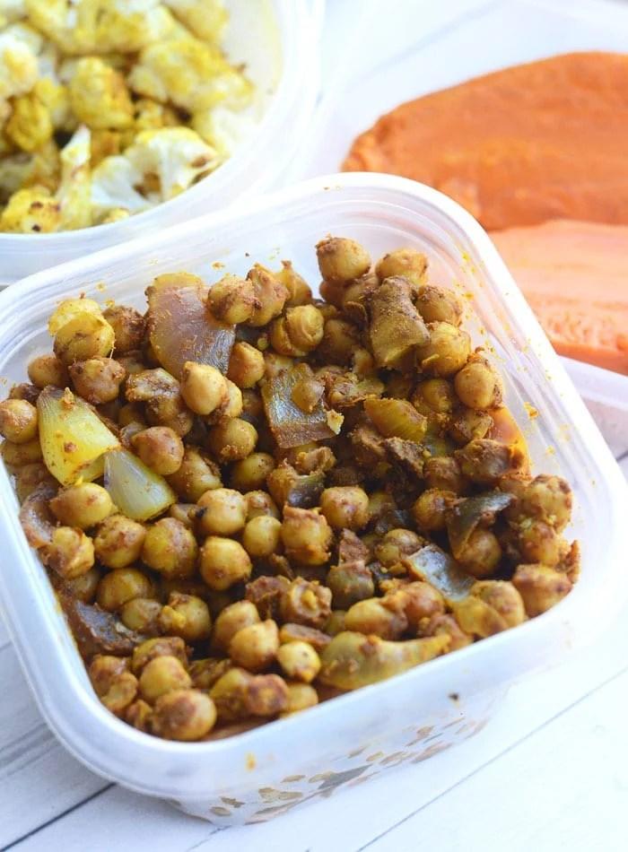 Vegan Food Prep Week 3 | how to make buddha bowls
