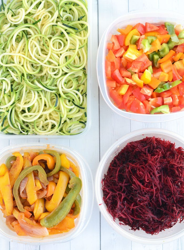 Vegan Meal Prep Ideas and Inspiration | week 2 | new posts every Sunday