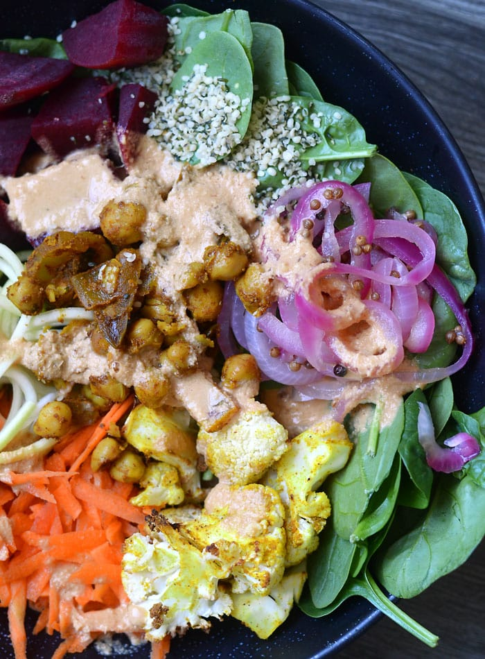 Vegan Food Prep Week 3   how to make buddha bowls