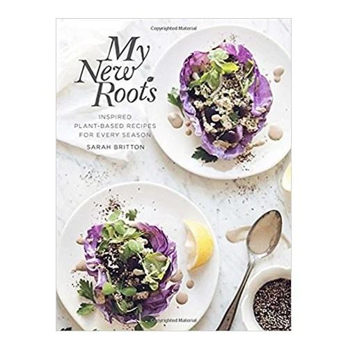 My New Roots Cookbook from the Running on Real Food Shop