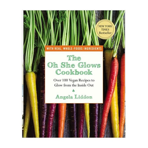 The Oh She Glows Cookbook from the Running on Real Food Shop