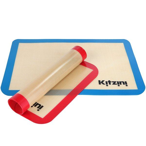 Silicone Baking Mat Running on Real Food Shop