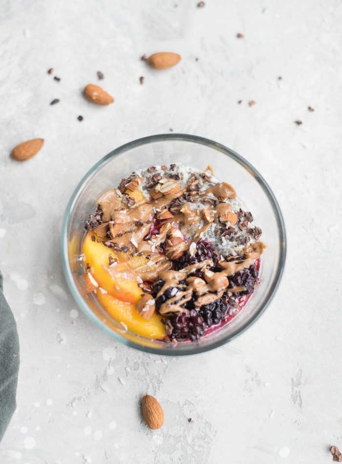 Coconut Chia Pudding Recipe - Running on Real Food