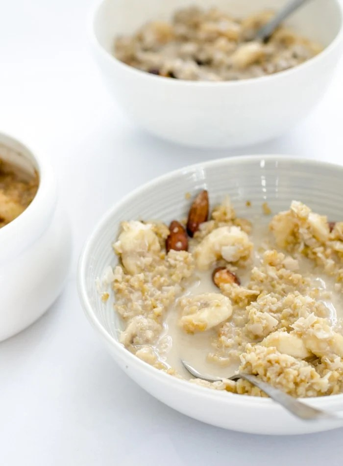 Whole Grain Porridge 5 Delicious Healthy Recipes | vegan and gluten-free