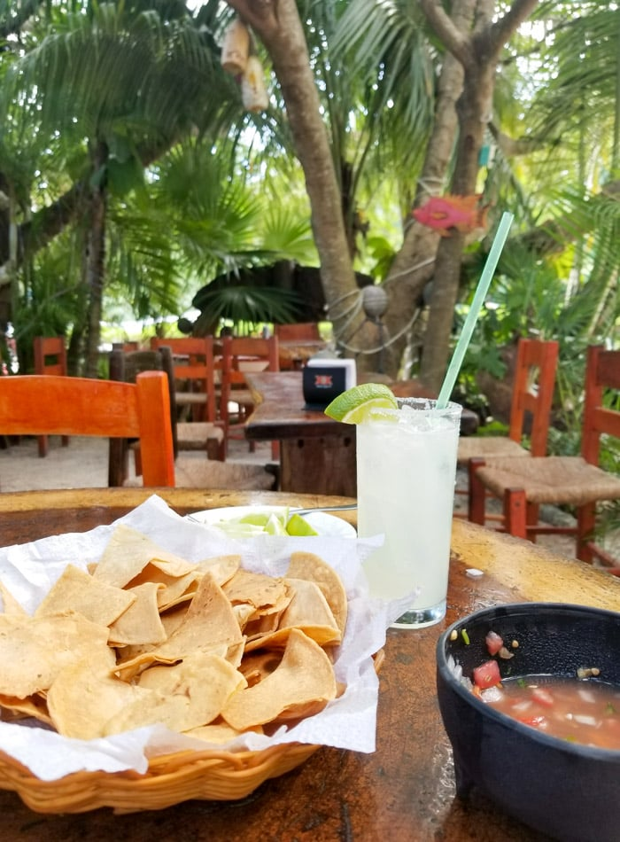 Vegan Food and Restaurants in Tulum and Playa del Carmen Mexico