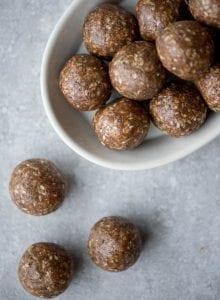 Vegan Meal Prep Ideas   week 7   curried red lentils, roasted beets, protein bars