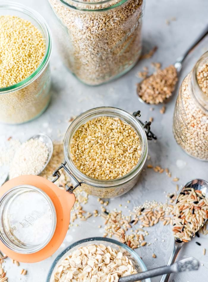 Real Food Guide to Whole Grains | Running on Real Food