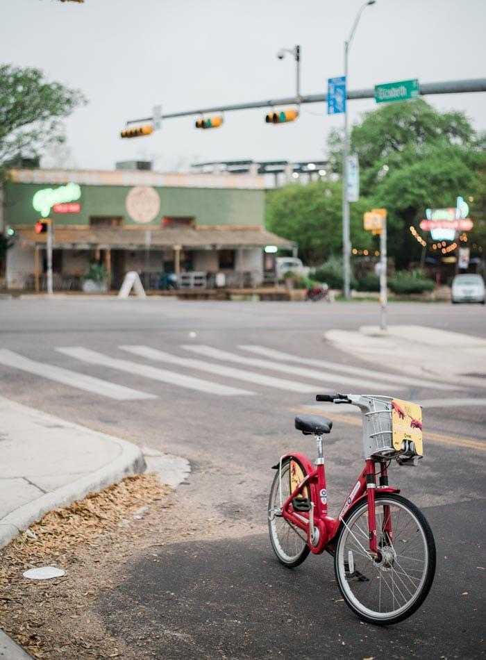 how to get around Austin