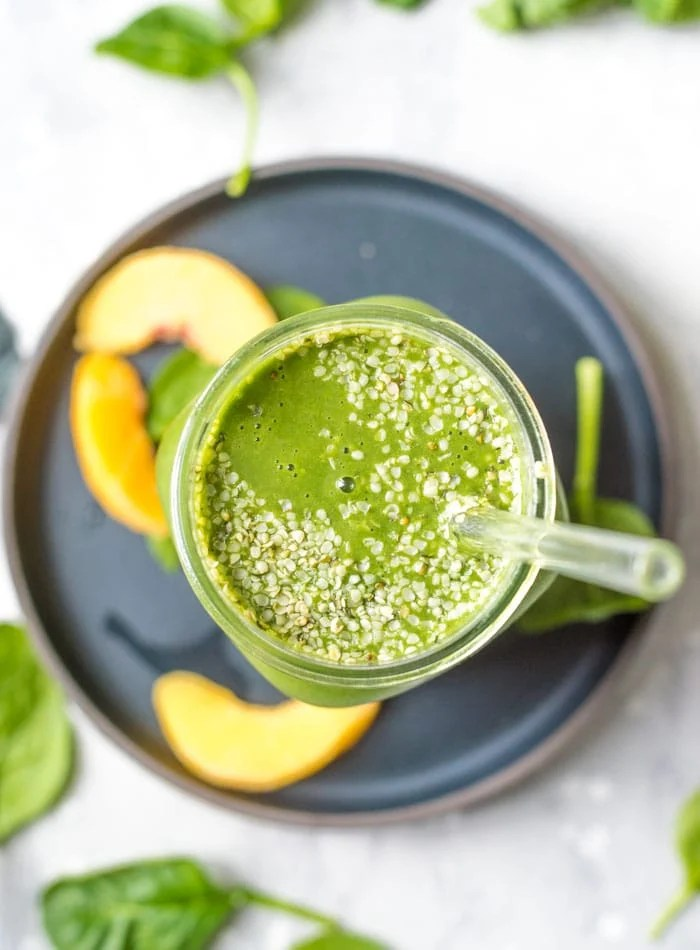 Best Green Monster Smoothie Recipe