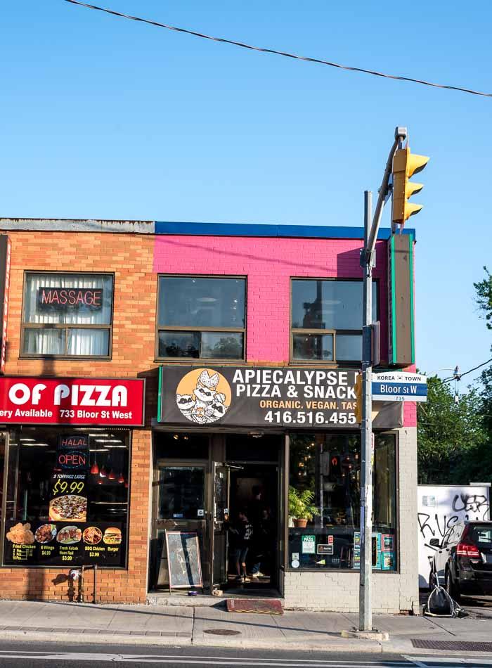 Best Vegan Comfort Food in Toronto