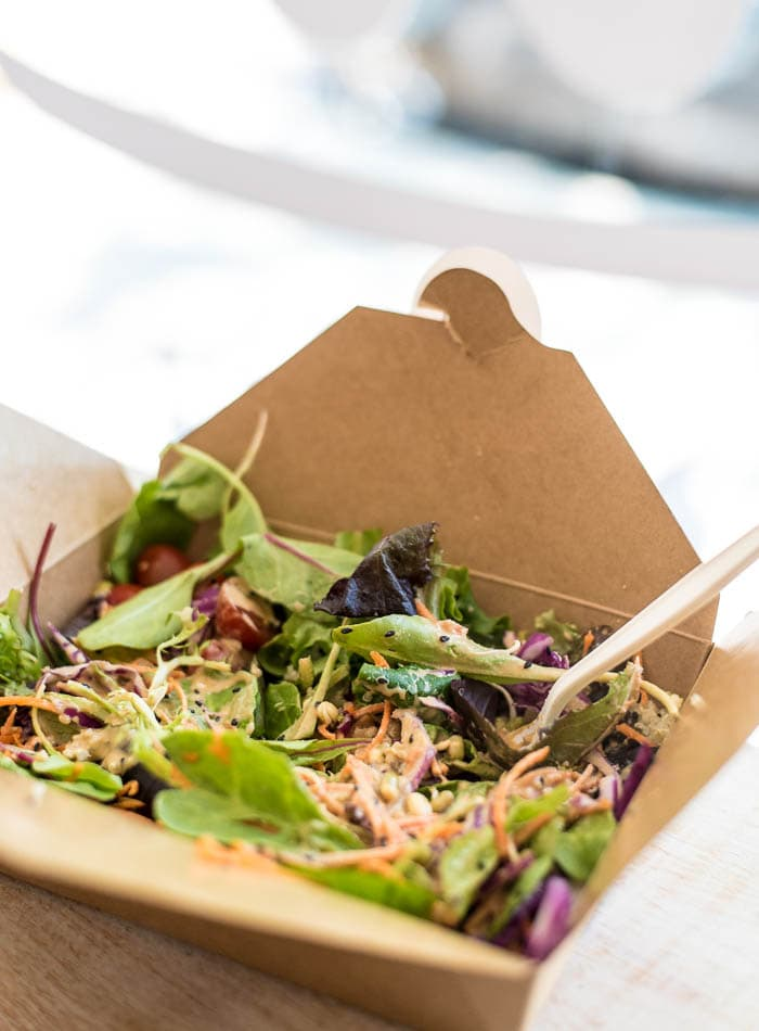 Best Healthy Vegan Lunch and Dinner Options in Toronto
