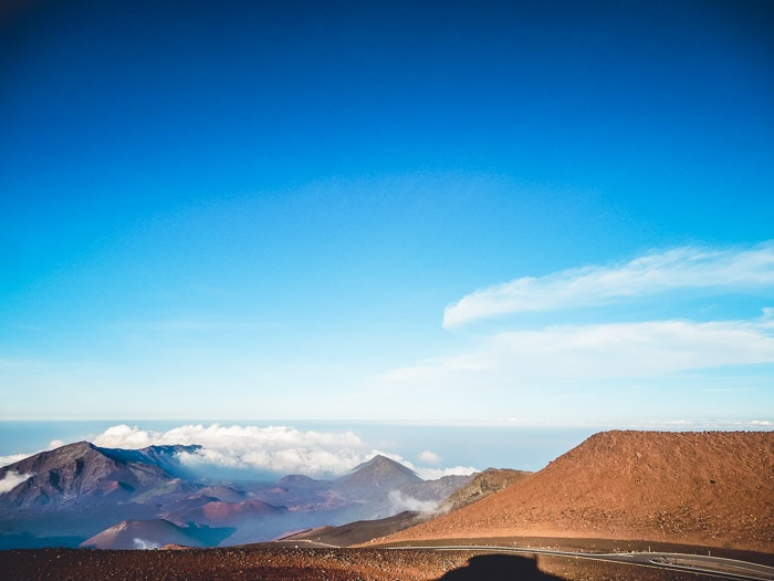 Amazing Haleakala Crater on Maui - Best Things to Do