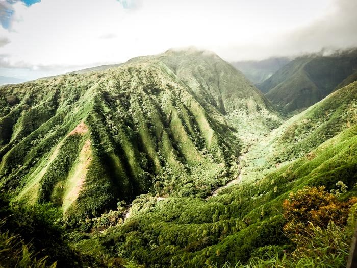 Views on Wiahee RIdge Trail: Things to do in Maui