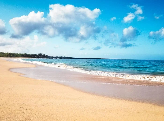 Best Beaches: Makena Beach in Kihei, Maui - Running on Real Food
