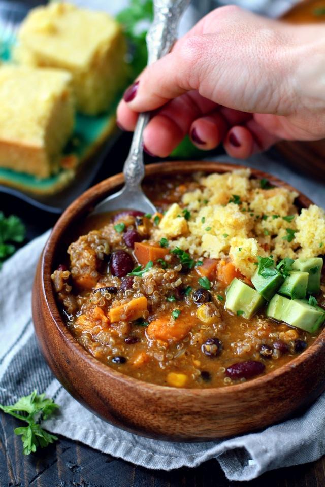 Best Vegan Stew Recipes - Running on Real Food