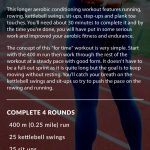30 Minute Aerobic Conditioning Workout