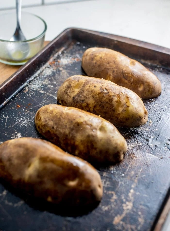 Making Roasted Potatoes for Buddha Bowls - Running on Real Food