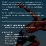 Legs and Hills Workout for Strength and Conditioning - Running on Real Food Workouts