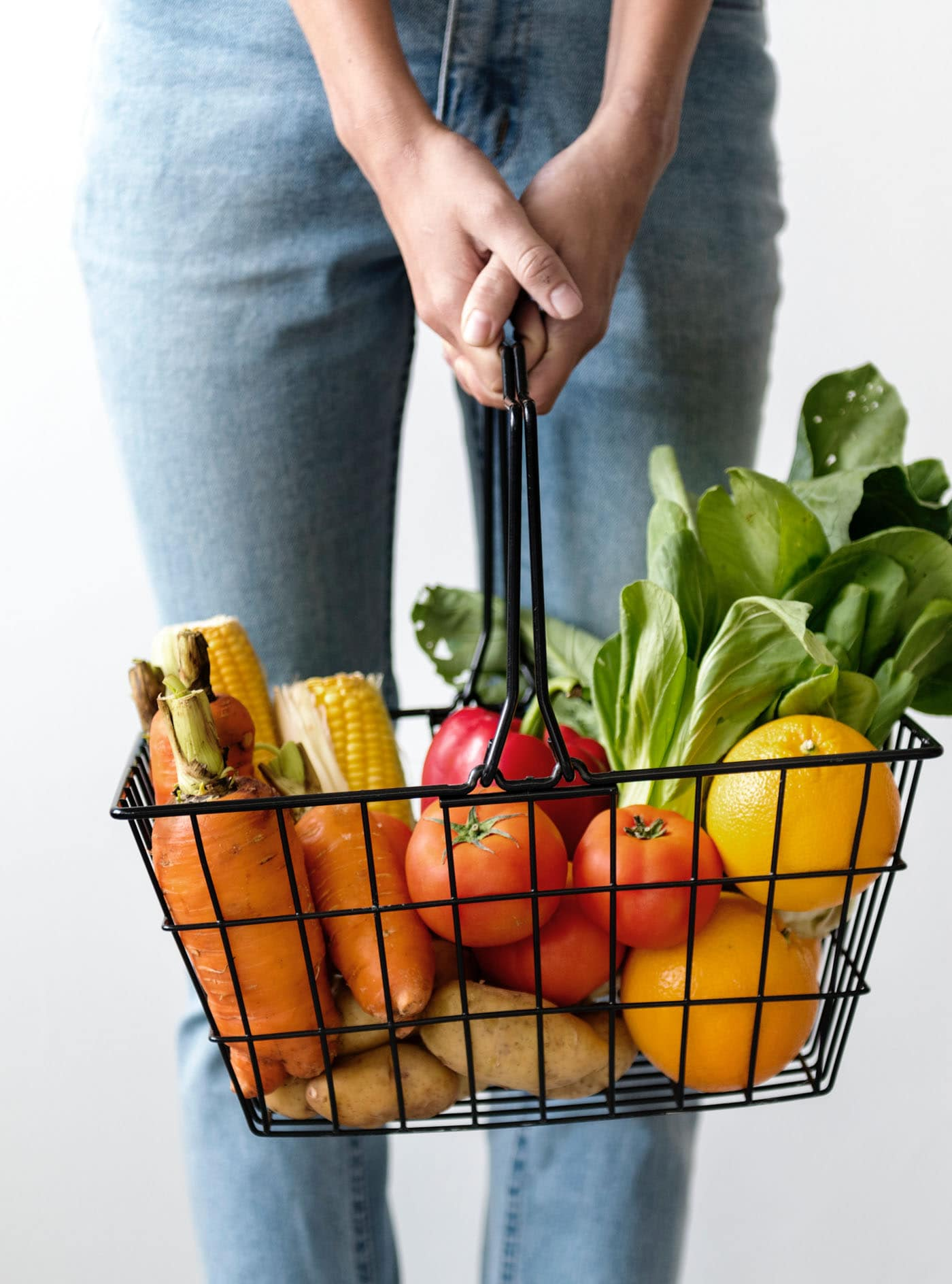 Vegan Grocery List for Beginners   Running on Real Food