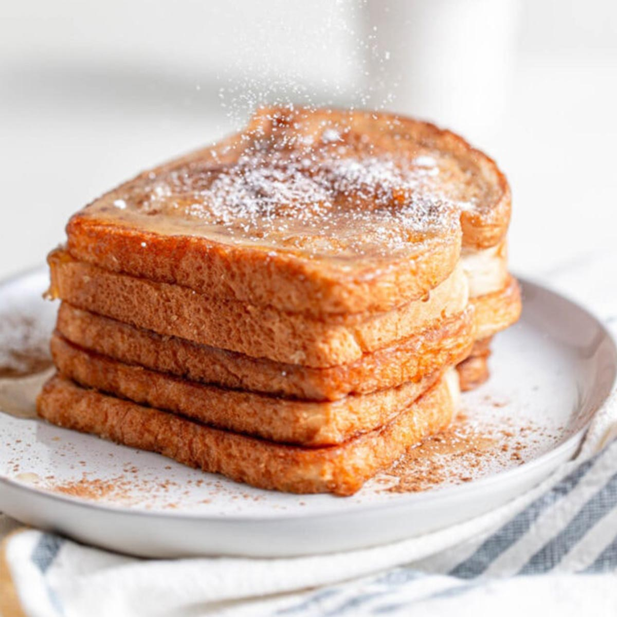Vegan French Toast Recipe With Coconut Milk Running On Real Food