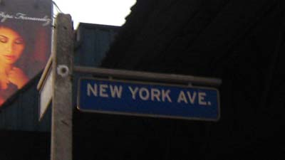 Don't miss a chance to pass by New York