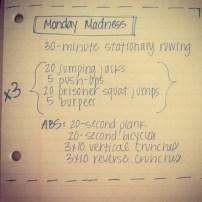 Monday Madness 8-17