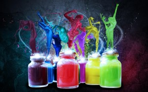 hrm kleuren
