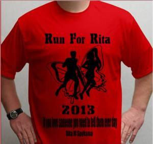 Tshirt 2013 run