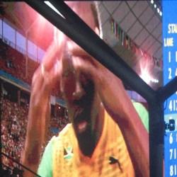 Bolt voor de start