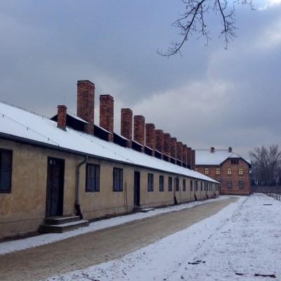 Auschwitz keuken