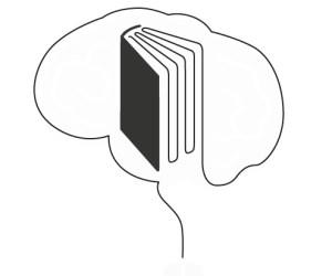 boek in hoofd